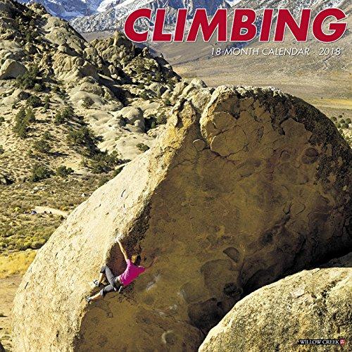 - Climbing 2018 Calendar