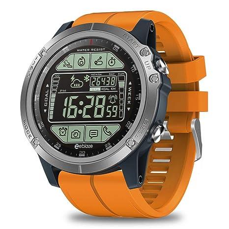 Fitness Sport Smartwatch Bluetooth Smart Pulsera estanco ...