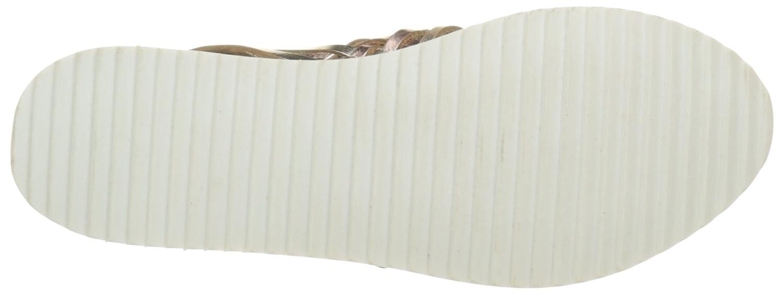 Les Tropéziennes par M. Belarbi Mardi, Damen Sandalen Grau (Etain (Etain Grau Multi) b80012