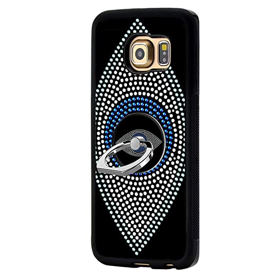 Amazon Evil Eye Symbol Samsung Galaxy S6 Edge Case With Ring