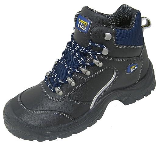 Ligne Chanceux - Chaussures De Protection Pour Les Hommes la fourniture très bon marché vente recommander vente magasin d'usine prix particulier u9onmFmEHu
