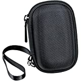 Caseling Carrying Hard Case for Sandisk Clip Jam / Sansa Clip Plus / Clip Sport MP3 Player. - Apple Ipod Nano, Ipod Shuffle. – Black