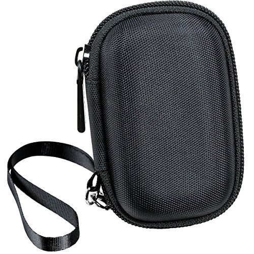 Caseling Carrying Hard Case for Sandisk Clip Jam / Sansa Clip Plus / Clip Sport MP3 Player. - Apple Ipod Nano, Ipod Shuffle. - Black (Case Mp3 Cases)