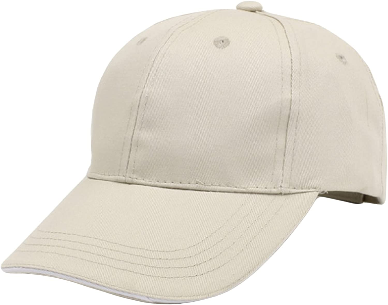 Letuwj Unisex Baseball Cap Adjustable for Adult et Teens