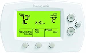 Protech TH6110D1021 FocusPRO 6000 Programmable Thermostat
