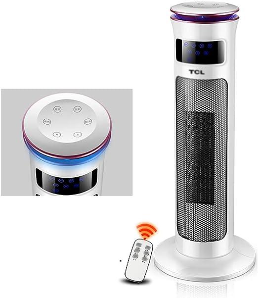 GSPNFJ Torre Ventilador Calentador Calentador hogar baño Vertical ...