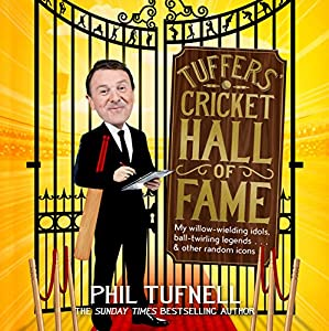 Tuffers' Cricket Hall of Fame Audiobook