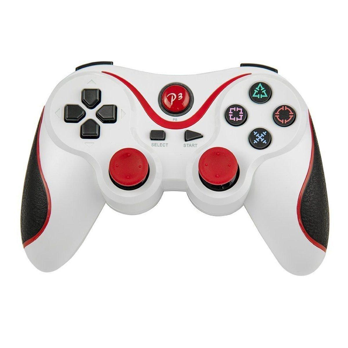 YFisk Funda Carcasa de Silicona para PS3 Gamepad Controlador ...