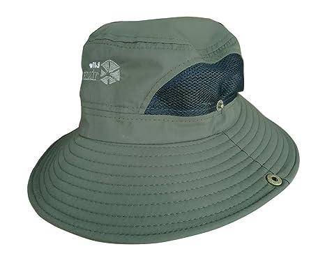 SZJH - Cappello alla Pescatora - Uomo ArmyGreen Taglia Unica  Amazon.it   Abbigliamento df797acc6035