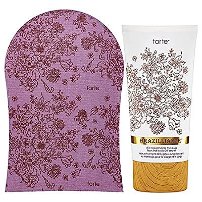 Tarte Brazilliance Maracuja self tanner with mitt 5.5 oz
