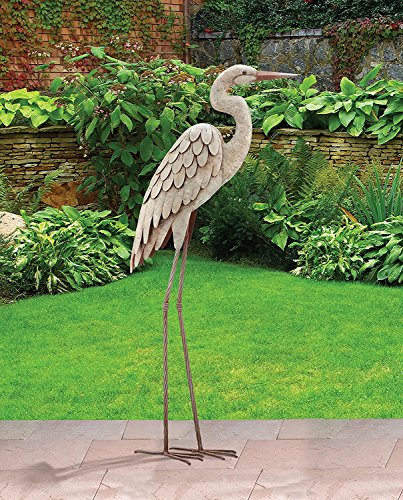 Regal Art &Gift LG Egret Standing Art