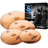 Zildjian S390 S Series Performer 4-piece Cymbal Set