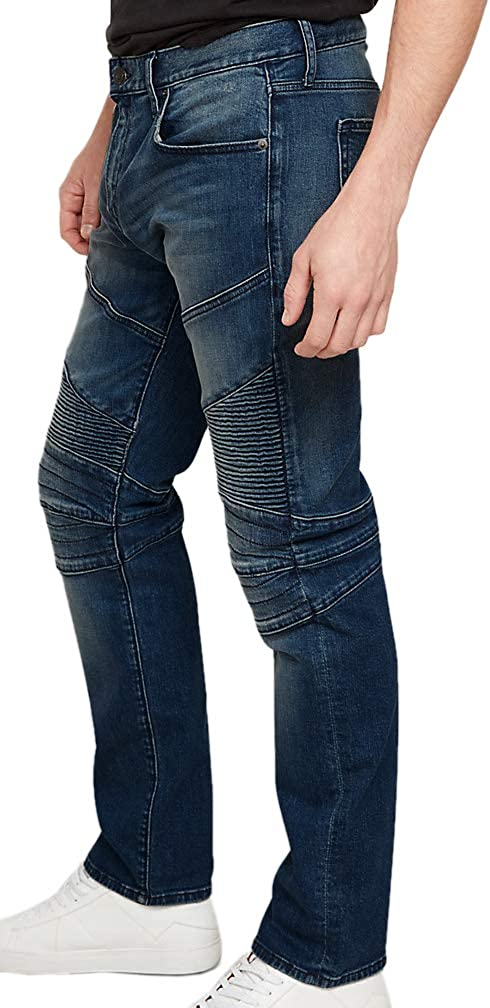 Express Mens Slim Fit Skinny Leg Moto Jeans Blue Wash 0020 36w X 34l At Amazon Men S Clothing Store