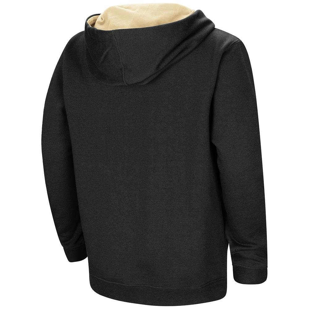 Colosseum Youth Wake Forest Demon Deacons Pull-Over Hoodie