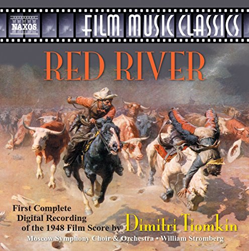Red River: Film Music Classics by Naxos