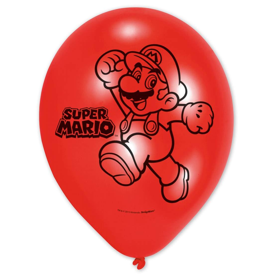 NET TOYS Guirnalda de Letras Motivo Super Mario Brothers ...