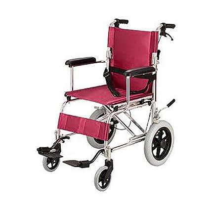 GAYY Drive Sillas de ruedas médicas para personas mayores Discapacitados Walker Aleación plegable silla