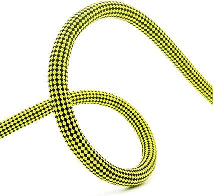 Cuerda de Seguridad 9mm estática cuerda de escalada de ...