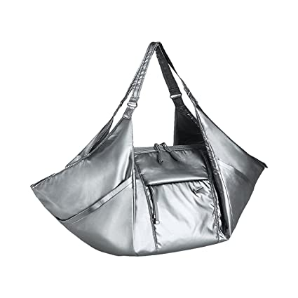 5dbac97bc0c Image Unavailable. Image not available for. Color  Nike Victory Metallic  Gym Tote ...