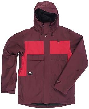 snowwear chaqueta deportiva para hombre Chaqueta de Holden Sevilla, hombre, Port Royale/Chili
