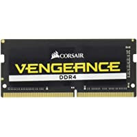 CORSAIR CMSX8GX4M1A2666C18 8GB DDR4 2666MHz CL18 VENGEANCE SIYAH NOTEBOOK SODIMM BELLEK