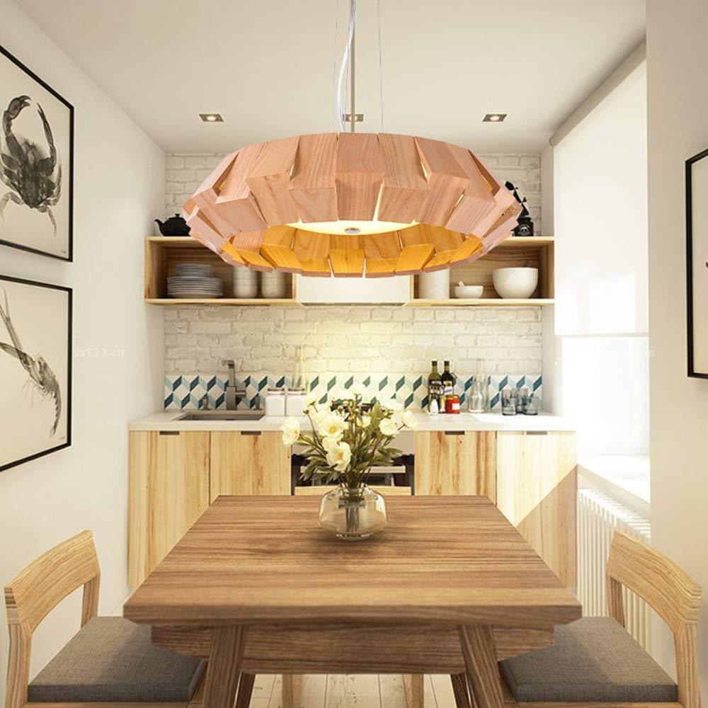 Amazon.com: Lámpara de araña de madera de Sheen en Europa ...