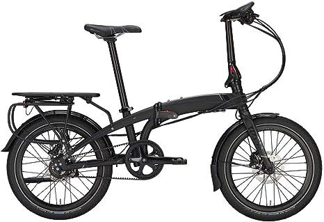 Tern City Verge S8i - Bicicleta plegable y compacta (20 pulgadas ...