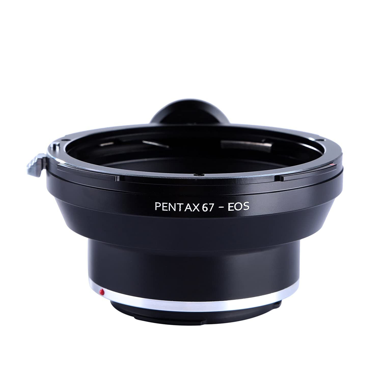 Concept 67mm Filter Thread Macro Reverse Mount Adapter Ring for Canon EOS Camera with 67mm filter thread lens