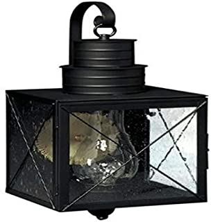 product image for Brass Traditions 211 SXBAC Large Wall Lantern 200 Series, Antique Copper Finish 200 Series Wall Lantern