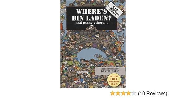 Wheres Bin Laden (Mini): CIA Undercover Edition: Daniel ...