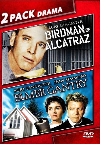 Birdman Of Alcatraz/Elmer Gantry (Dvd Birdman Of Alcatraz)