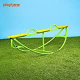 See Saw Children's Outdoor Toy for Maximum Kids Play Fun