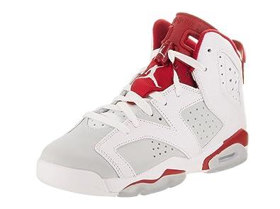 8621c98203a528 Nike Air Jordan 6 Retro GS 384665-113  Amazon.co.uk  Shoes   Bags