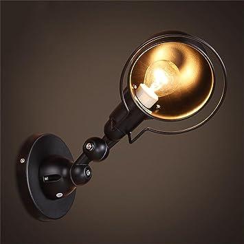 Rétro Country Homee Lampe Murale Applique Style Américain QdrCxshtBo