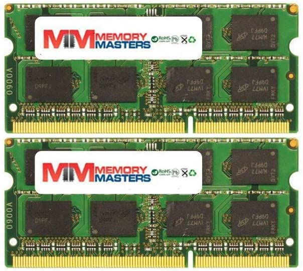 8GB (2 X 4GB) Kit Memory for Apple iMac Late 2015 27-inch 1867MHz DDR3 SO-DIMM (MemoryMasters)