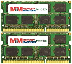 MemoryMasters 8GB Kit (2X 4GB) DDR2 800MHz PC2-6400 200-pin SODIMM Laptop Notebook Computer Memory RAM Modules