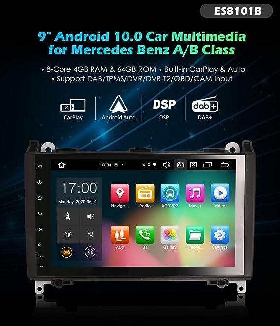 Erisin Es8101b Car Radio 9 Inch Px5 Android 10 0 System Elektronik