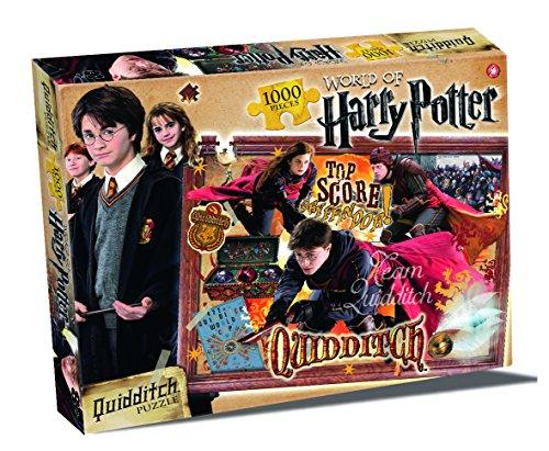 Harry Potter 1000 Piece Quidditch Puzzle