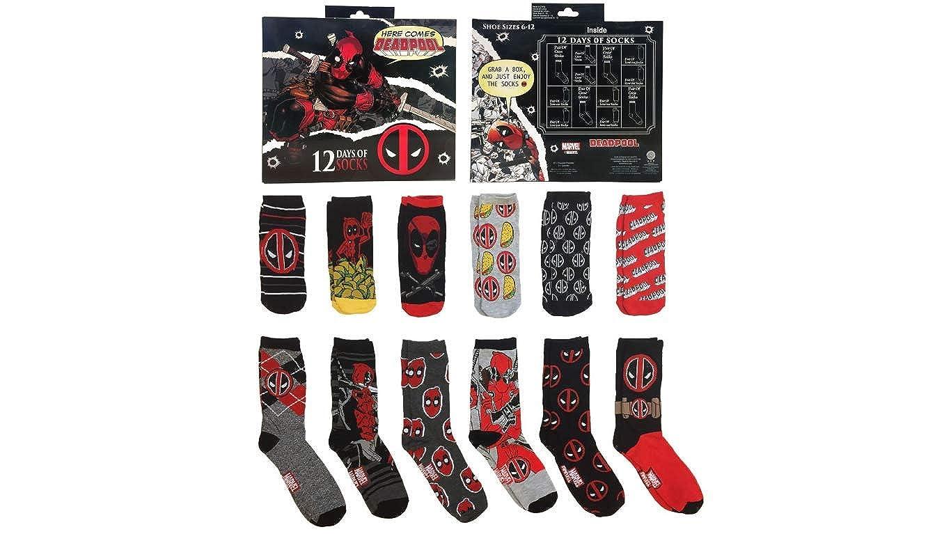 12 Days If Socks
