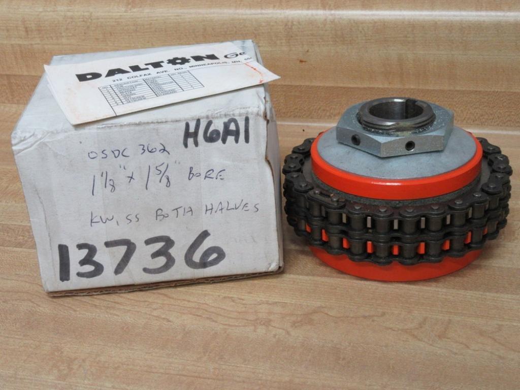 Dalton Gear OSDC362 Gear