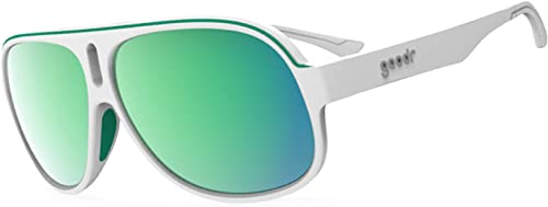 goodr Super Fly Sunglasses (no slip, no bounce, all polarized)