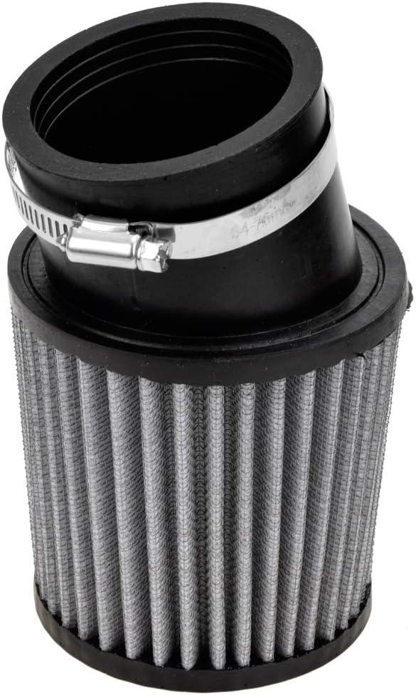 HIAORS 62mm Inlet Air Filter Cleaner for Predator 212cc 6.5 HP GX160 GX200 Mini Bike Trailmaster mid XRX Go Kart Cart Parts