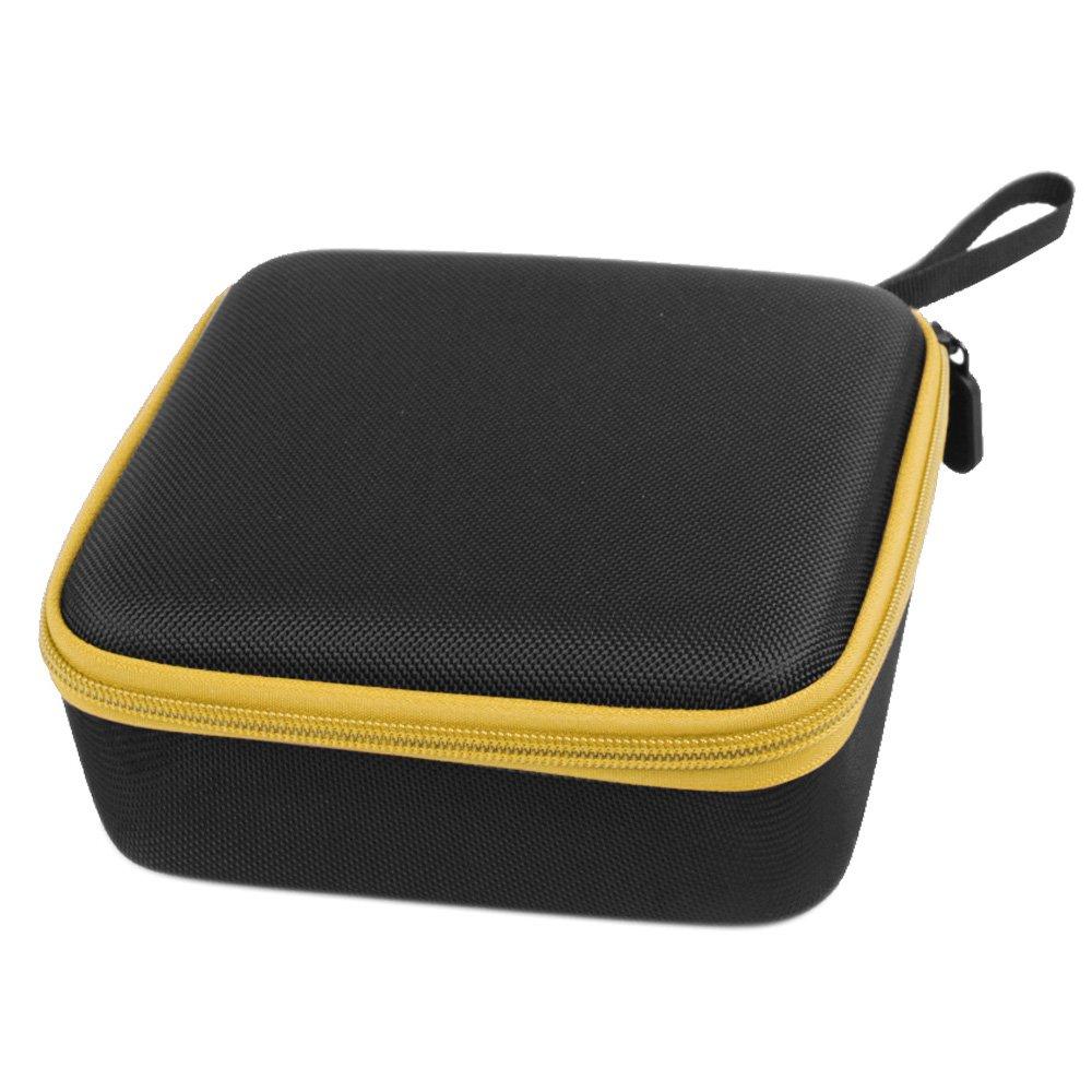 Vococal - Bolsa de DJI Spark,Impermeable Hard EVA Shell Bolsa de Almacenamiento de Protección,Portátil de Almacenamiento de Bolsa para DJI Spark Drone Batería Accesorios Drone Bolsa de Transporte Maleta Caso (Amarillo) P201707030029
