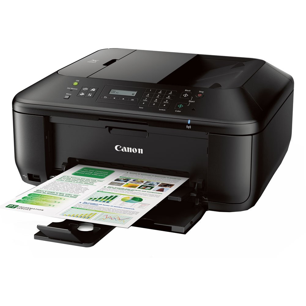 amazon com canon pixma mx452 wireless inkjet office all in one rh amazon com canon pixma mx452 fax manual canon printer pixma mx452 manuel