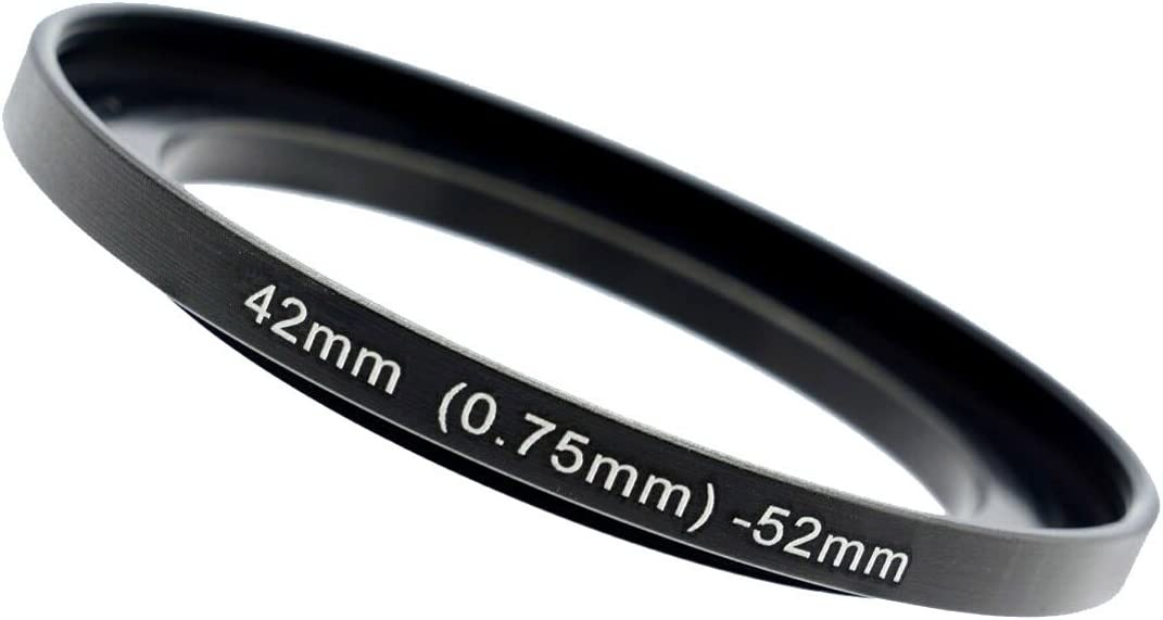 Generic 52mm to 42mm 0.75mm Adapter Ring T T2