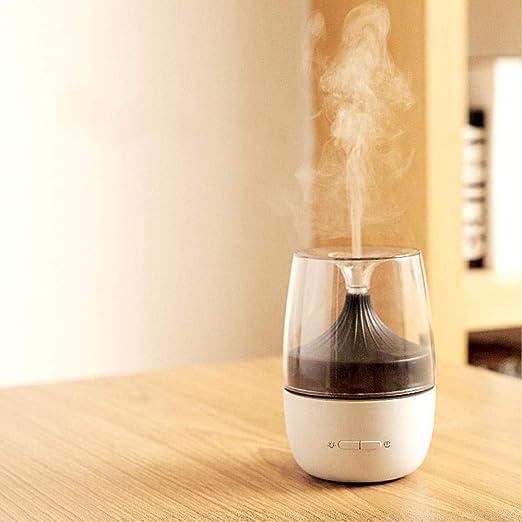 XAZW·MXRO Aroma difusor purificador de Aire ultrasónico ...