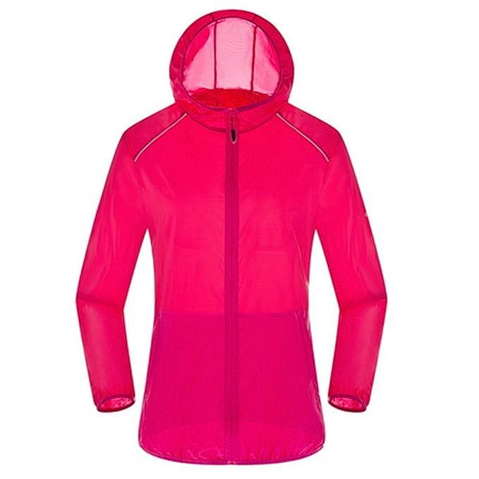 Jamemcabin Ultra Light Basic Jacket Women Men Waterproof Coat Summer Windbreaker Girls Female Jackets Hooded Rose