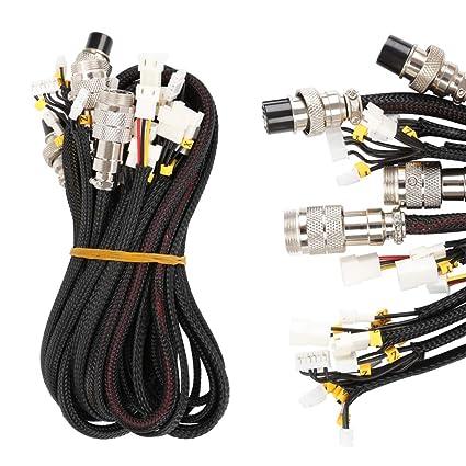 Huhuswwbin - Cable de extensión para impresora 3D Creality CR-10S ...