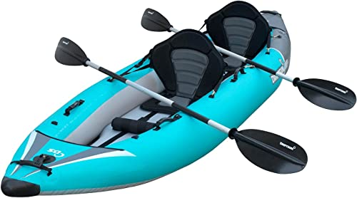 Driftsun Rover 120/220 Inflatable Tandem White-Water Kayak