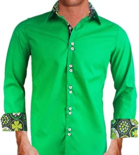 product image for Mens St Patrick's Day Dress Shirts : Lucky Charm